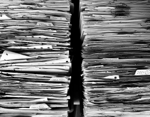 TAR prevents you from having to sort through large piles of documents