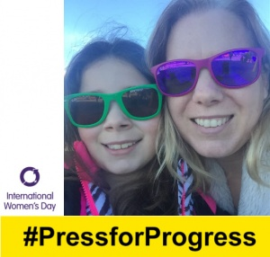 #PressForProgress - International Women's Day