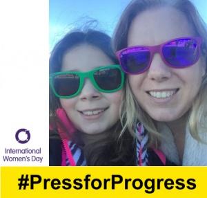#PressForProgress - International Women's Day