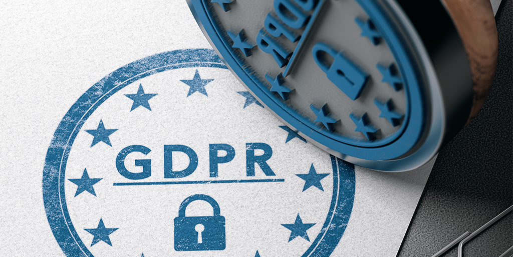 GDPR Compliance - Protecting Client Data Stamp of Approval