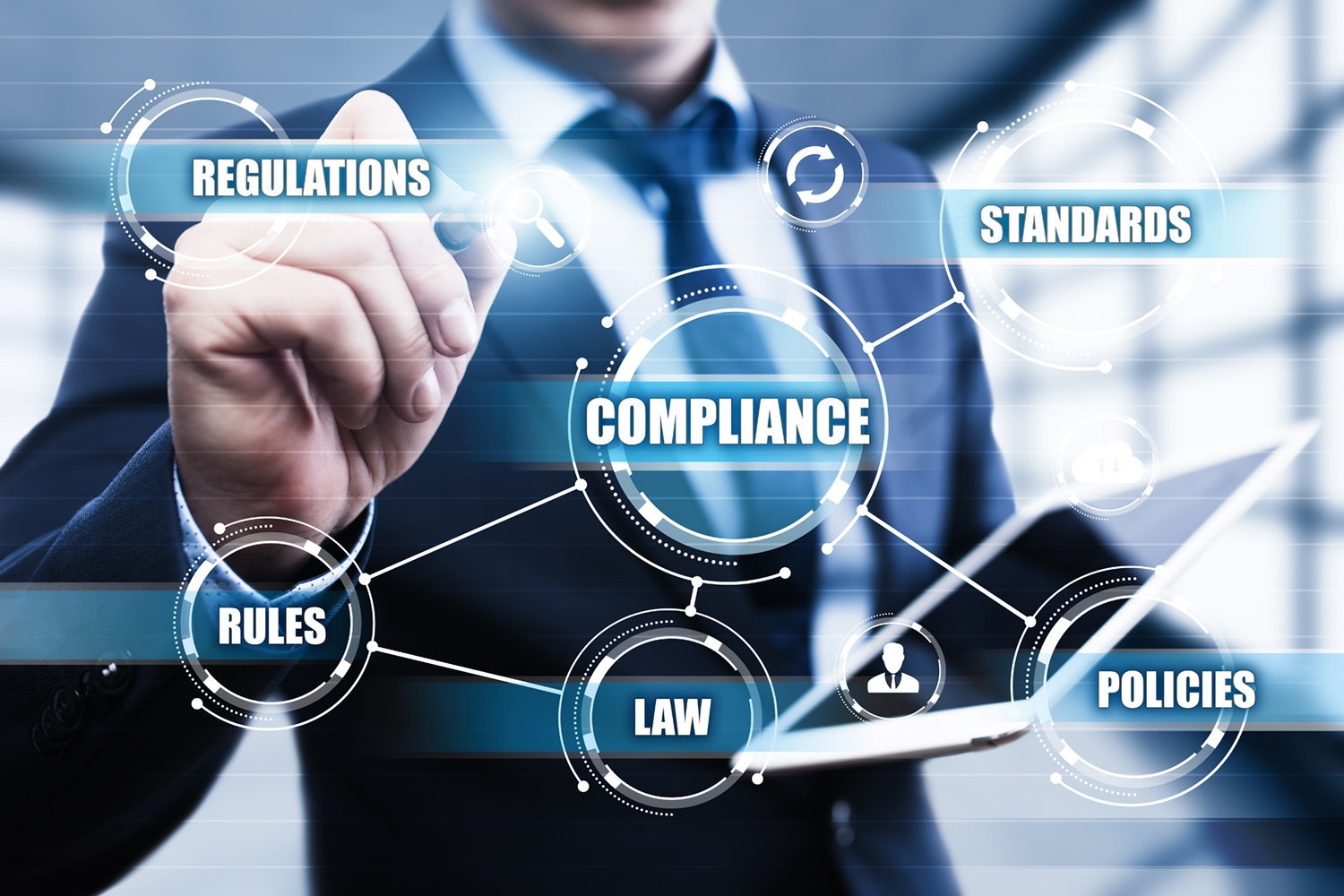 Information Security Compliance  Which Regulations Apply