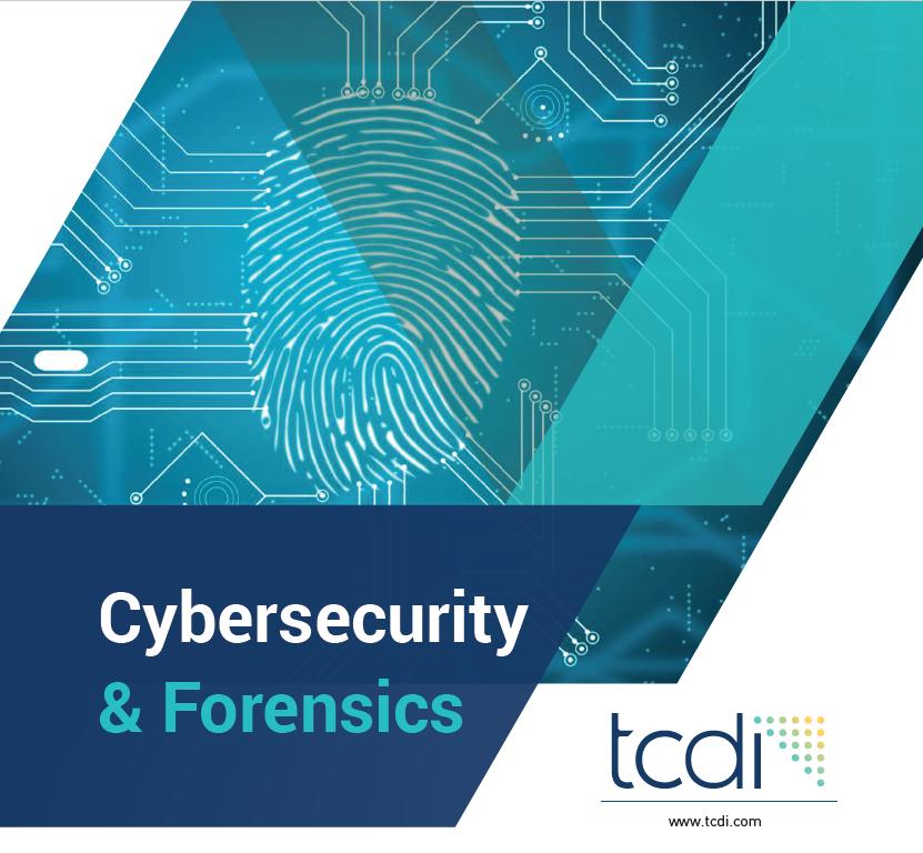 Cybersecurity & Forensics Brochure